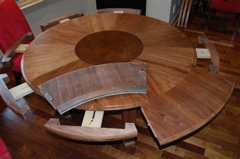Expandable Round Dining Table Ideas - Loccie Better Homes